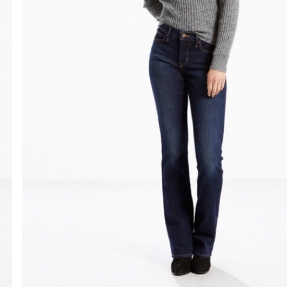 recognized brands wide selection of designs best sell Levi 315 shaping bootcut jeans | NWOT